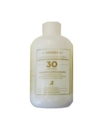 KORRES ABYSSINIA SUPERIOR GLOSS COLORANT Volume 30 Colour Developing Emulsion 150ml
